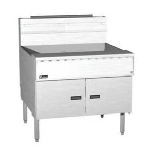 Pitco 110LB. MegaFry Solid State Deep Fryer - SGM18X24