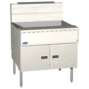 Pitco SGM24-SSTC 150LB. MegaFry Solid State Deep Fryer