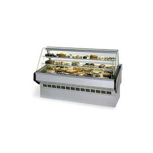 Federal SQ-4B Market Series 48 Non-Refrigerated Bakery Display Case S/s