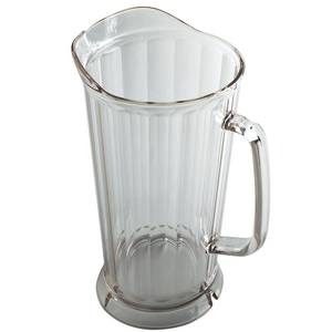 Cambro Camwear® 64oz. Polycarbonate Pitcher Clear - P64CW135