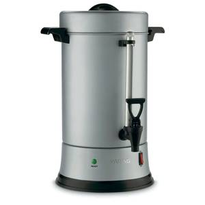 Waring WCU550 55 Cup Coffee Urn Brewer w/ Dual Heater 120v
