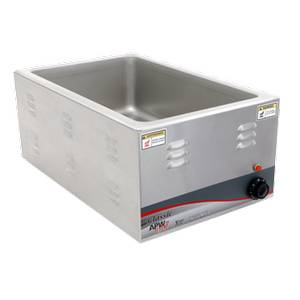 APW Wyott X*PERT 12x20 Food Warmer With Thermostatic Controls 120v - W-3VI