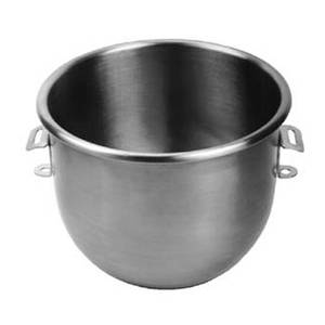 FMP Stainless Steel 12 Qt. Mixer Bowl For Hobart Mixer - 205-1020