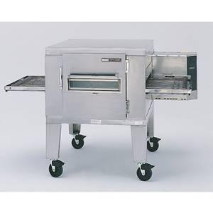 Lincoln 78 Electric Digital FastBake Conveyor Oven Package - 1400-FB1E