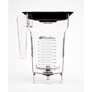 Blendtec 96oz Bar Blender Container Fits Smoother15Q and Smoother20Q - JAR 40-612-01