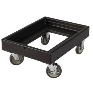 Cambro Food Carrier Dolly Black NSF - CD300110