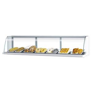 Turbo Air TOMD-30-L 28 Horizontal High Top Display Case for TOM-30L