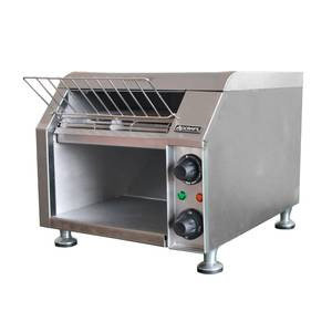 Adcraft CVYT-120 280-300 Slice / Hr. Countertop Conveyor Toaster