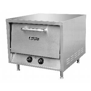 Adcraft Stackable Countertop Pizza Oven W/ 2 -22in Stone Decks - PO-22