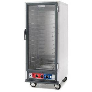 Metro 69.75 H Mobile Proofing Cabinet Non-Insulated w/ Fixed Wire - C519-PFC-4