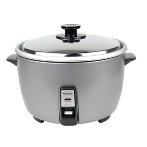 Panasonic Electric 40 Cup Rice Cooker Commercial w/ Auto Shut-Off - SR-GA721