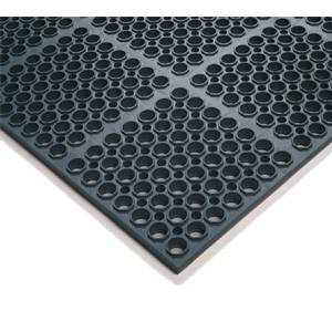 APEX Foodservice Mats 39 x 39 Hercules Anti-Fatigue Bar & Kitchen Mat - 065-588