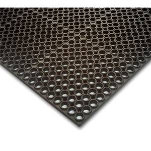APEX Foodservice Mats 065-340 3' x 5' Challenger Anti-Fatigue Bar & Kitchen Mat