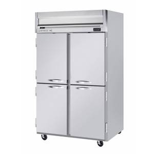 Beverage-Air HF2-1HS 49 CuFt Standard Horizon Series 4-Door Reach-In Freezer