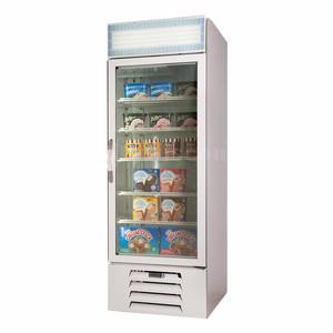 Beverage-Air 23 CuFt MarketMax Reach-In Freezer w/ LED Lighting - MMF23-1-*-LED