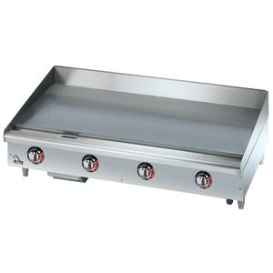 548TGF Star-Max Countertop 48in Electric Griddle