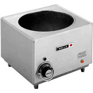 Wells HW-10 11 Qt. Cook N' Hold Countertop Bain Marie / Food Warmer