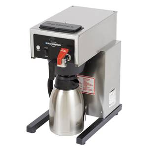 Bloomfield Gourmet 1000 Automatic Thermal Brewer 9-1/2 Clearance - 8782TFL