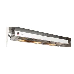 Star Heat-Wave 72 Medium Watt Classic Strip Warmer w/ Lights - SC72MP-1