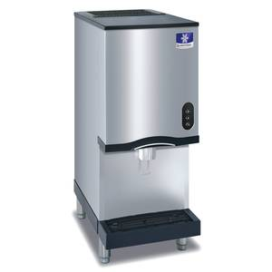 Manitowoc 261lb Ice Maker Water Dispenser Lever-Activated 12lb Bin Cap - RNS-12A