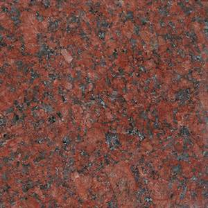Art Marble G-210 54ROUND 54 Diameter RUBY RED Round Granite Table Top