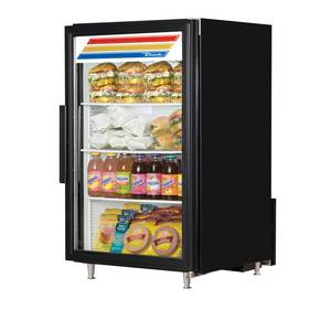 True GDM-7-LD 7 Cu.Ft. Countertop Glass Door Refrigerated Merchandiser