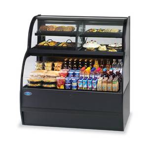 Federal Convertible Service Refrigerated Self-Service 77 x 34 - SSRC7752