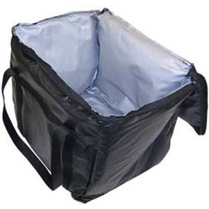 Intedge 11 x 13 x 12 Insulated Foam Food Carrier Delivery Bag - IFC-2