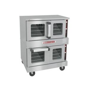 Southbend TruVection Double Deck Low Profile Gas Convection Oven - TVGS/22SC