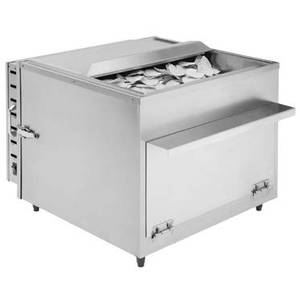 Vulcan VCD22 Top Loading First-In First-Out 22 Gallon Chip Warmer