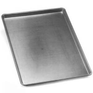 Eagle Group 1 Dz 18 Gauge Alum Solid Sheet Pan 17-3/4x25-3/4 Full Size - SP1826-18-1X