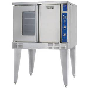Garland US Range Summit Series Full Size Single Gas Convection Oven - SUMG-100