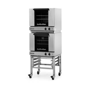 Moffat Electric Double Convection Oven Half Size 3 Pan Mobile Stand - E23M3/2C