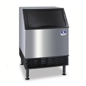 Manitowoc UR-0140A 132lb NEO Series Undercounter Regular Cube Ice Machine - Air