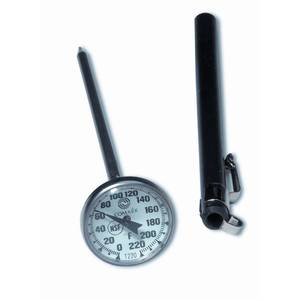 Comark 1 Pocket Dial Thermometer w/ 5 Stem NSF - T220A