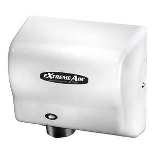 American Dryer EXT Series Automatic Hand Dryer White ABS 540 Watts - EXT7