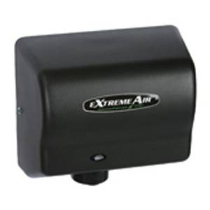 American Dryer EXT Series Automatic Hand Dryer Steel Black Graphite 540W - EXT7-BG