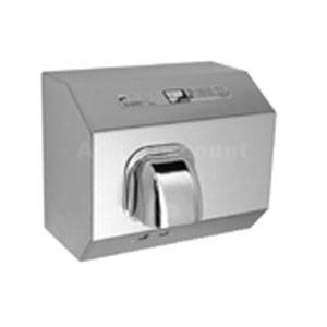 American Dryer DR Series Automatic Hand Dryer Brushed S/s 110-120v 1725W - DR10TNSS
