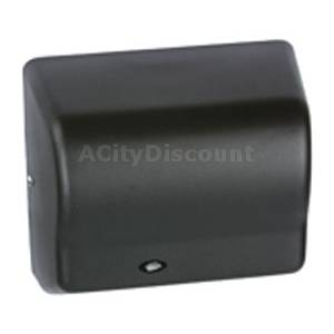 American Dryer GX3-BG GX Series Automatic Hand Dryer Black Graphite 208-240v 1500W