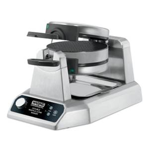 Waring WWCM200 Double Electric Waffle Cone Maker w/ Rolling Cone