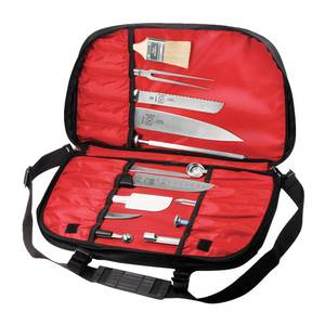 Mercer M30424M Cutlery Messenger Bag for Knifes and Storage