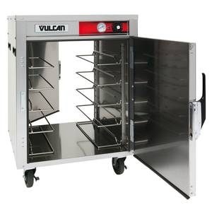 Vulcan VPT7 VPT Series Pass-Thru Holding Cabinet w/ 7 Pan Capacity