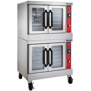 Vulcan VC-Series Double Stack Electric Convection Oven - 480V - VC44ED-480