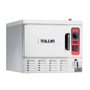 Vulcan C24EA3 3 Pan Electric Countertop Convection Steamer w/ BSC Controls