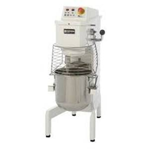 Doyon Baking Equipment BTFS040 40 Quart Commercial 20 Speed Mixer 3 HP Motor w/ S/S Finish