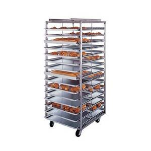 Doyon Baking Equipment 1809SS Welded Stainless Steel Bun Pan Rack - 9 Pan Capacity