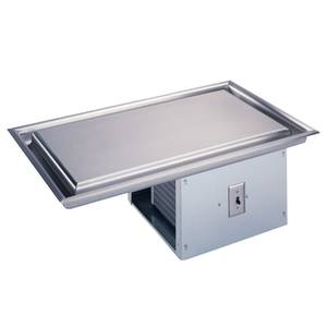 Vollrath 36426 5 Pan Refrigerated Frost Top Modular Drop-In