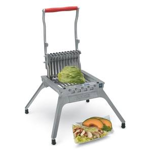 Vollrath 402NC Redco Lettuce King I 3/8 Cut Lettuce Shredder