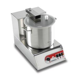 Sammic SK-8 8-1/2 Qt 1 HP Vertical Cutter Mixer Food Processor