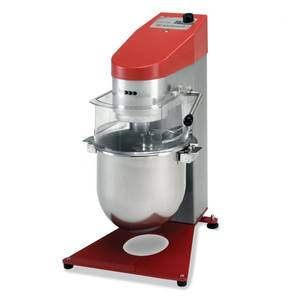 Sammic BM-5E 5Qt Planetary Mixer 2-1/4 Lb Flour Capacity w/ Attachments